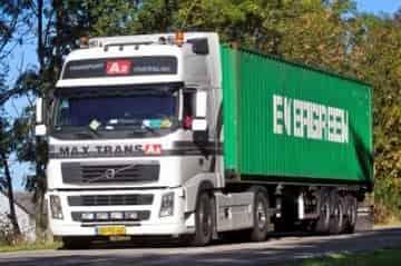 Container Transporten
